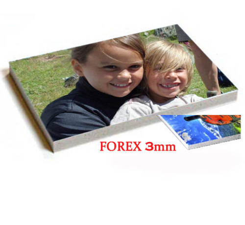 Stampa forex 3mm